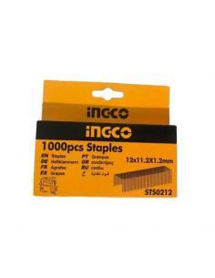 BOITE 1000 PCS ARGAFES INGCO 12 MM 0.7MM- INGCO