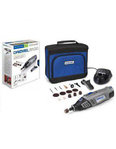 DREMEL MINI PERCEUSE 8100 SANS FIL