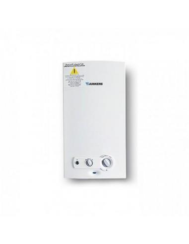 Chauffe-eau à gaz 6 Lit/min Electronique - JUNKERS JUNKERS - CHAUFFE EAU & CLIMATISATION
