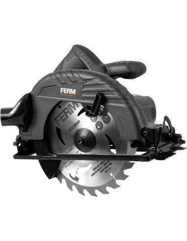 Scie circulaire 1050W - 190mm Ferm Professional - 1