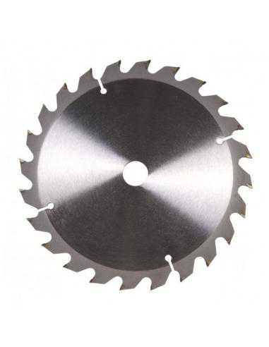 Lame de scie 185mm T24 pour CSM1039 Ferm Professional - 1