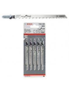 LAME SCIE SAUTEUSE T 301 CD - CARTE DE 5PCS