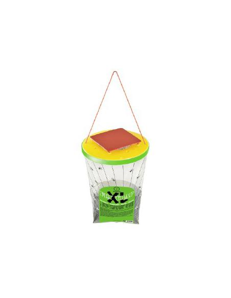 ATTRAPE MOUCHES JETABLE FLY TRAP