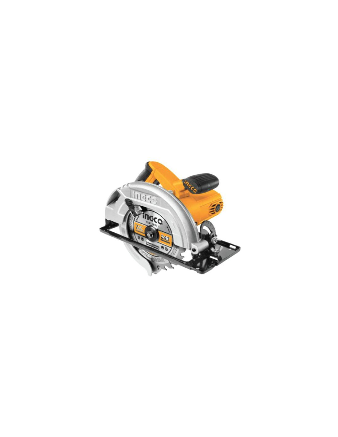 SCIE CIRCULAIRE INGCO 1400W - 1