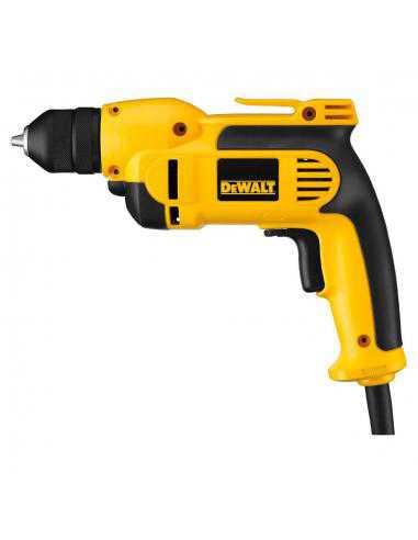 Pérceuse 10mm / 700W / 0 - 2500Rpm Dewalt (avec Mandrin Autoserrant) - 1